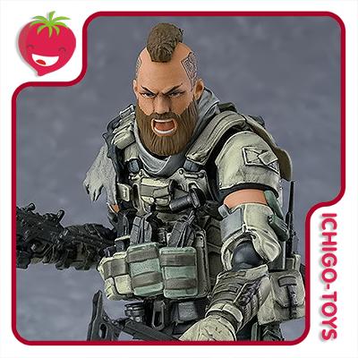 Figma 480 - Ruin - Call of Duty: Black Ops 4  - Ichigo-Toys Colecionáveis