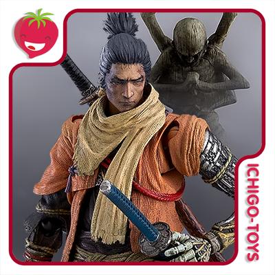 Figma 483-DX - Sekiro DX Edition - Sekiro: Shadows Die Twice  - Ichigo-Toys Colecionáveis