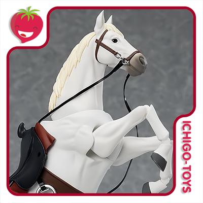 Figma 490b - Horse White Ver. 2  - Ichigo-Toys Colecionáveis