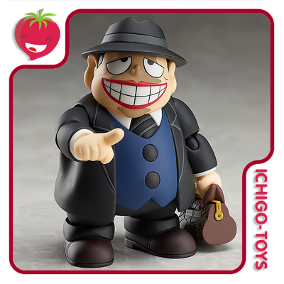 Figma SP-101 - Moguro Fukuzou - Warau Salesman New  - Ichigo-Toys Colecionáveis