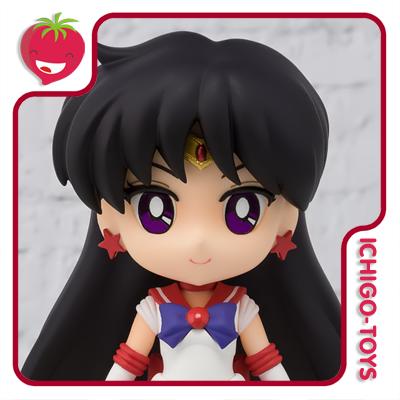 Figuarts Mini - Sailor Mars - Bishoujo Senshi Sailor Moon  - Ichigo-Toys Colecionáveis