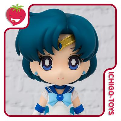 Figuarts Mini - Sailor Mercury - Bishoujo Senshi Sailor Moon  - Ichigo-Toys Colecionáveis