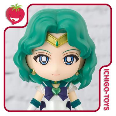 Figuarts Mini - Super Sailor Neptune Eternal Edition - Bishoujo Senshi Sailor Moon  - Ichigo-Toys Colecionáveis