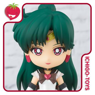 Figuarts Mini - Super Sailor Pluto Eternal Edition - Bishoujo Senshi Sailor Moon  - Ichigo-Toys Colecionáveis