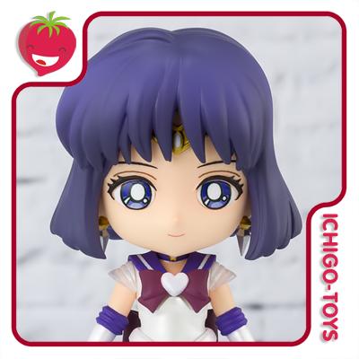 Figuarts Mini - Super Sailor Saturn Eternal Edition - Bishoujo Senshi Sailor Moon  - Ichigo-Toys Colecionáveis