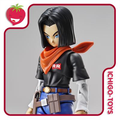 Figure Rise Standard - Android 17 - Dragon Ball Z  - Ichigo-Toys Colecionáveis