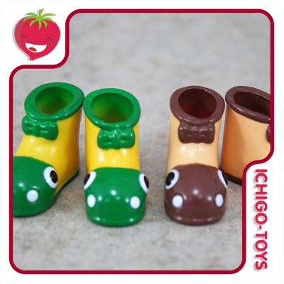 Galochas de Sapinho  - Ichigo-Toys Colecionáveis