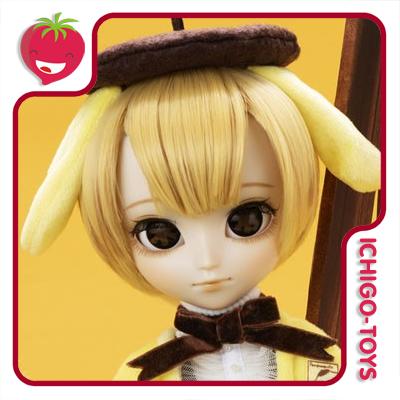 Isul Pompompurin - Sanrio  - Ichigo-Toys Colecionáveis