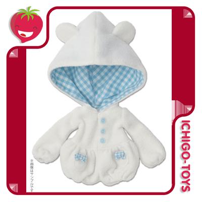 Kikipop! Attaka Kuma-chan White  - Ichigo-Toys Colecionáveis