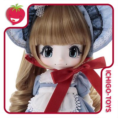 KIKIPOP! Baby Bunka Girl - Bird Cage  - Ichigo-Toys Colecionáveis