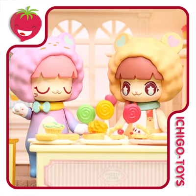 Kimmy & Miki Animal Series - Avulsas  - Ichigo-Toys Colecionáveis