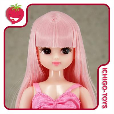 Licca Castle Pastel Pink  - Ichigo-Toys Colecionáveis
