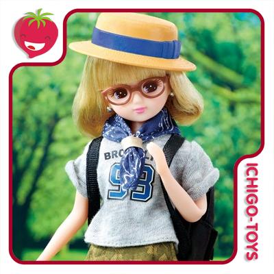 Licca-chan Bijou Series - Dress Set Sunshine Picnic  - Ichigo-Toys Colecionáveis