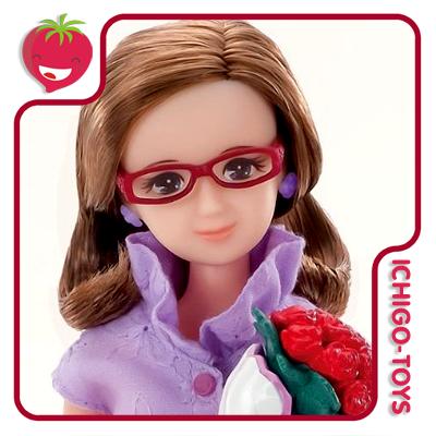 Licca-chan I Love Grandma  - Ichigo-Toys Colecionáveis