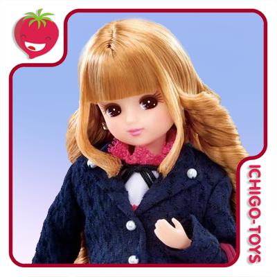 Licca-chan LD-017 - Girly Fleurage  - Ichigo-Toys Colecionáveis