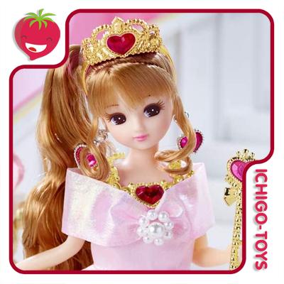 Licca-chan LD-03 - Royal Pink  - Ichigo-Toys Colecionáveis