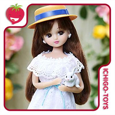 Licca-chan LD-07 Usagi Go Out Usagi-Chan  - Ichigo-Toys Colecionáveis