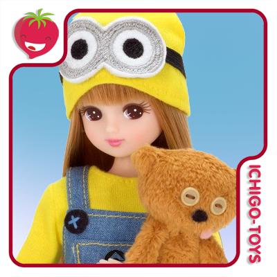 Licca-chan LD-08 - We Love Minions  - Ichigo-Toys Colecionáveis
