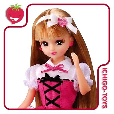 Licca-chan LD-10 - Cute  - Ichigo-Toys Colecionáveis