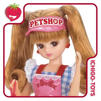 Licca-chan LD-11 Pet Lover Trimmer  - Ichigo-Toys Colecionáveis