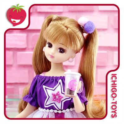 Licca-chan LD-13 - Happily Tapioca  - Ichigo-Toys Colecionáveis