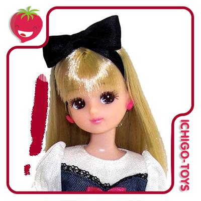 Licca-Chan LD-14 Ribbon  - Ichigo-Toys Colecionáveis