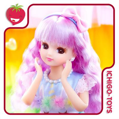 Licca-chan LD-15 - Dream Cute Unicorn  - Ichigo-Toys Colecionáveis
