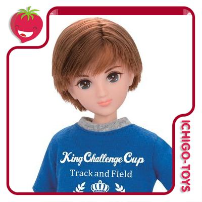 Licca-chan LD-18 Boyfriend Heart-kun  - Ichigo-Toys Colecionáveis