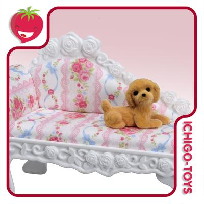Licca-chan LF-09 Sofa & Purin  - Ichigo-Toys Colecionáveis