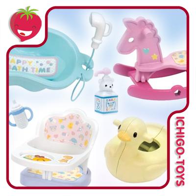Licca-chan - LF-12 Baby Care Set  - Ichigo-Toys Colecionáveis