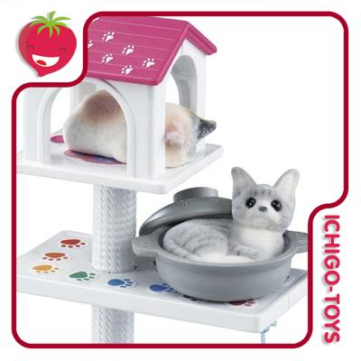 Licca-chan LG-12 Cat Tower  - Ichigo-Toys Colecionáveis