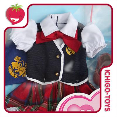 Licca-chan Outfit LW-08 Cute Uniform  - Ichigo-Toys Colecionáveis