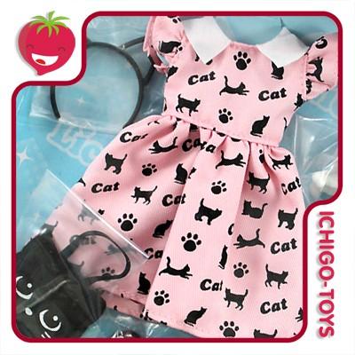 Licca-chan Outfit LW-10 I Love Cats  - Ichigo-Toys Colecionáveis