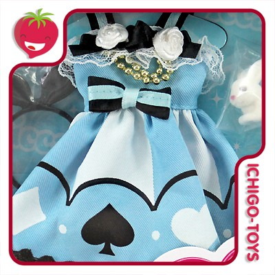 Licca-chan Outfit LW-14 Party of Wonderland  - Ichigo-Toys Colecionáveis