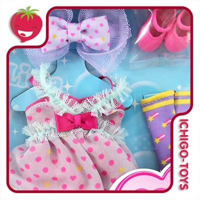 Licca-chan Outfit LW-19 Happiness Girl  - Ichigo-Toys Colecionáveis