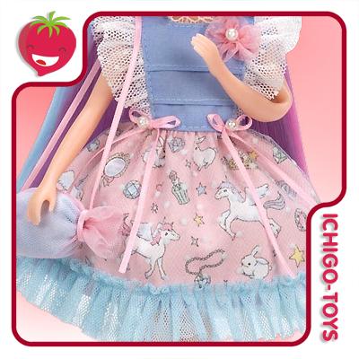 Licca-chan Outfit Yumekawa Sweets  - Ichigo-Toys Colecionáveis