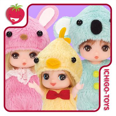 Licca-chan Triplets Baby - Dolls Set  - Ichigo-Toys Colecionáveis