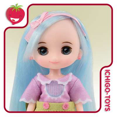 Pittet - Linky Coco Doll - Science  - Ichigo-Toys Colecionáveis