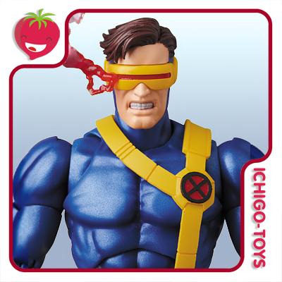 Mafex 099 - Cyclops (Comic) - X-Men  - Ichigo-Toys Colecionáveis