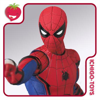Mafex 103 - Spider-Man 1.5 - Spider-Man: Homecoming  - Ichigo-Toys Colecionáveis