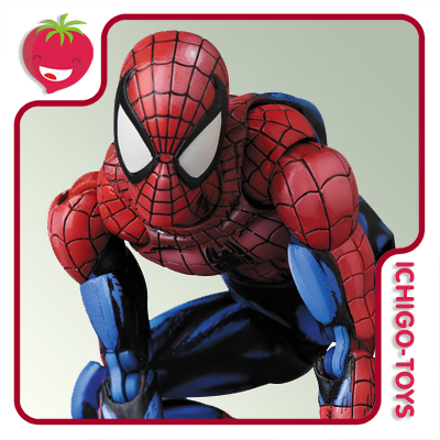 Mafex 108 - Spider-Man (Comic) - Spider-Man Unlimited  - Ichigo-Toys Colecionáveis
