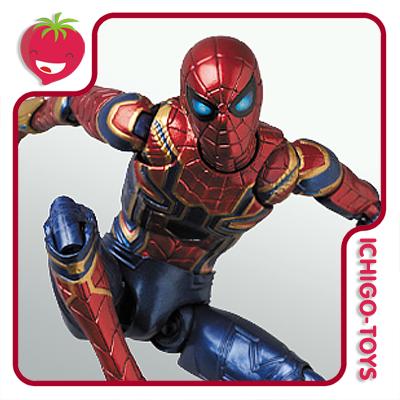 Mafex 121 - Iron Spider - Avengers: Endgame  - Ichigo-Toys Colecionáveis