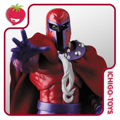 Mafex 128 - Magneto (Comic) - The Uncanny X-Men  - Ichigo-Toys Colecionáveis