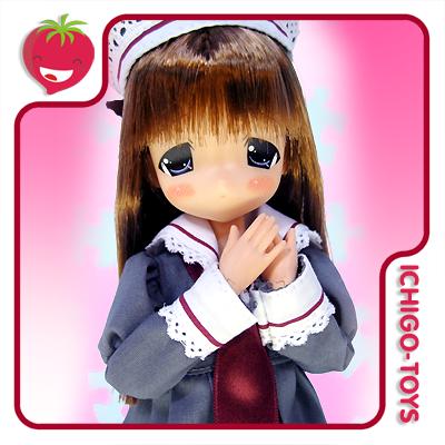 Mamachapp Doll -Nana-chan Little Devil Sailor (Gray)  - Ichigo-Toys Colecionáveis
