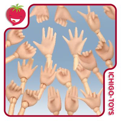 Mãos Pure Neemo 2 Emotion S  - Ichigo-Toys Colecionáveis