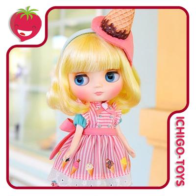 Middie Blythe Smiley Waffle  - Ichigo-Toys Colecionáveis
