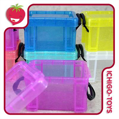 Mini Box Organizador  - Ichigo-Toys Colecionáveis