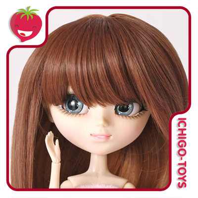 MIO - Peruca 005 - Brown Straight  - Ichigo-Toys Colecionáveis