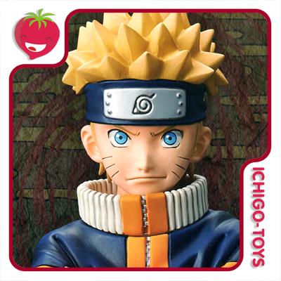 Naruto Shippuden Grandista - Shinobi Relations - Naruto Uzumaki  - Ichigo-Toys Colecionáveis