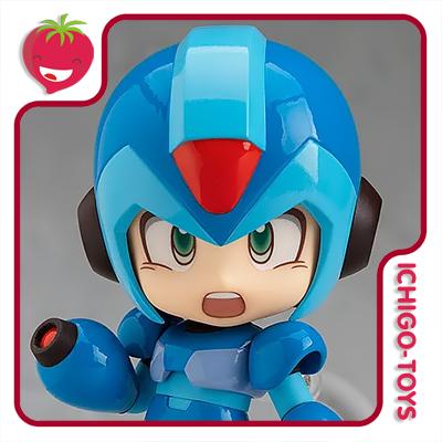 Nendoroid 1018 - Mega Man X - Mega Man X  - Ichigo-Toys Colecionáveis